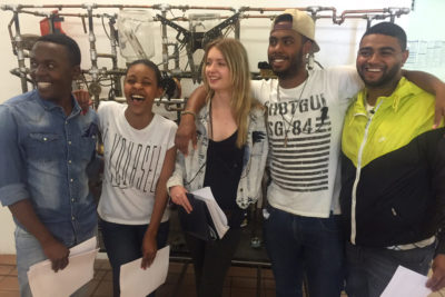 SA FILM Academy Interns