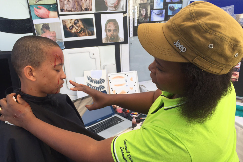 SA FILM Academy Make Up Artist