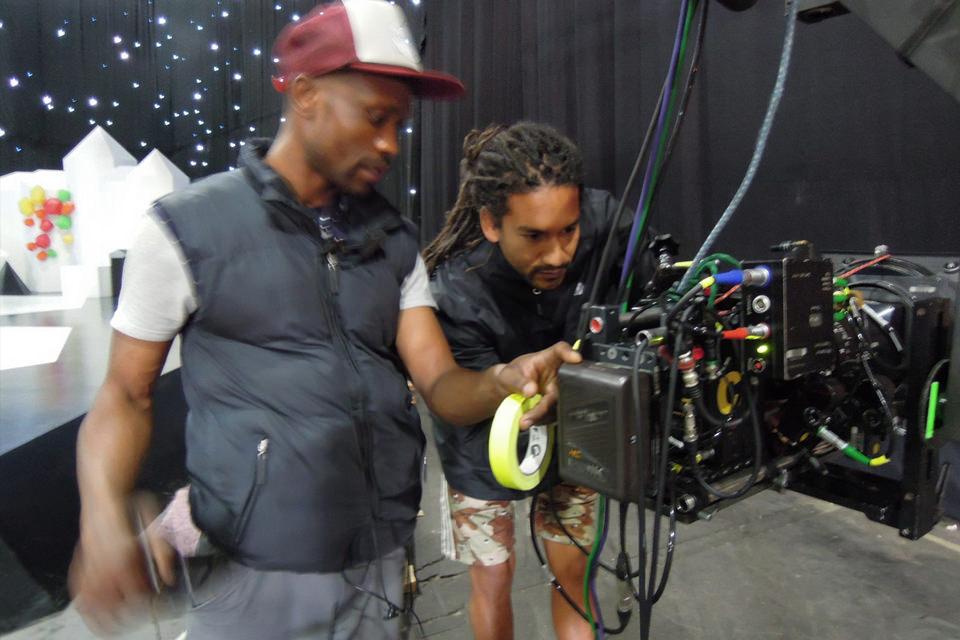 SA FILM Academy Interns