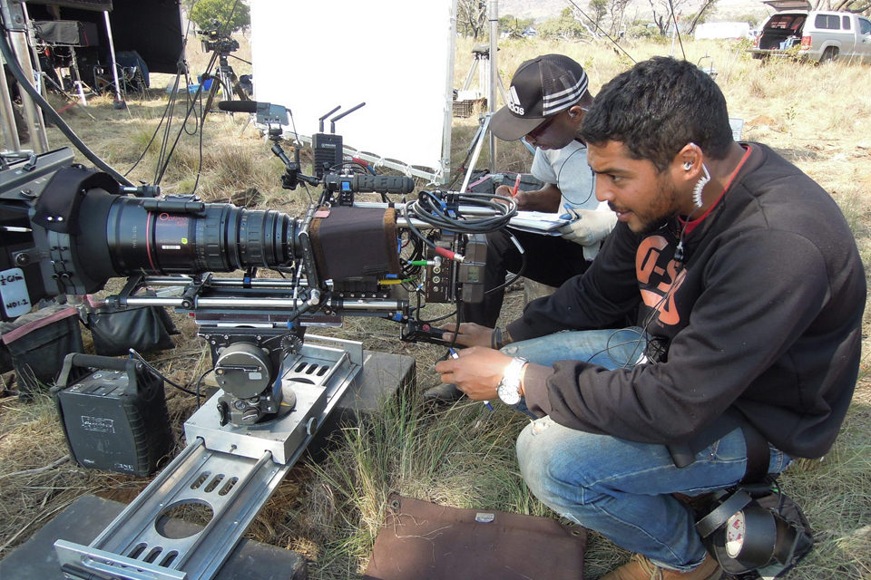 SA FILM Academy Interns - Kaseeb Jones